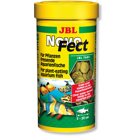 JBL NOVOFECT 250ML 400kpl