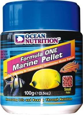 FORMULA ONE MARINE PELLET MEDIUM 100GR
