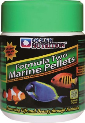 FORMULA TWO MARINE PELLET MEDIUM 100GR
