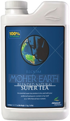 Advanced Nutrients Mother Earth Super Tea Organic Bloom 1 litra