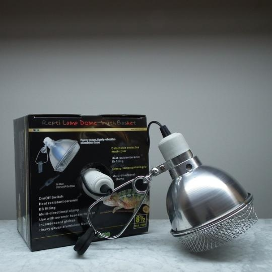 "OEM Clamp Lamp ""Deep Dome"" 200W"