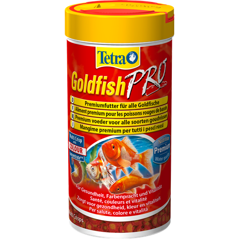 TETRA GOLDFISH CRISPS 250ML