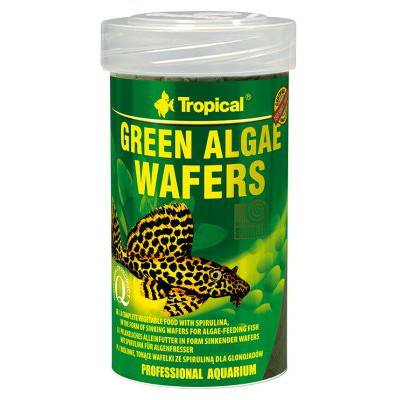 TROPICAL ALGAE WAFERS 100ML/45G