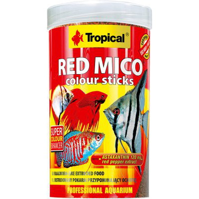 TROPICAL RED MICO COLOR STICKS 250ML/80G