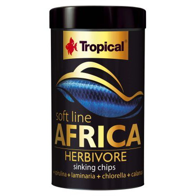 TROPICAL SOFT LINE AFRICA HERBIVORE 100ML/52G