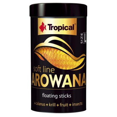 TROPICAL SOFT LINE AROWANA L 100ML/32G