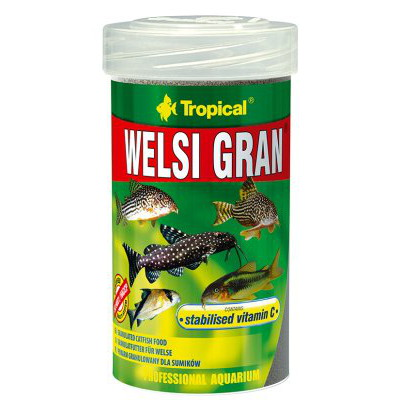 TROPICAL WELSI GRANULAT 100ML/55G