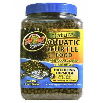 Zoomed Aquatic Turtle Food - Hatchling 45g