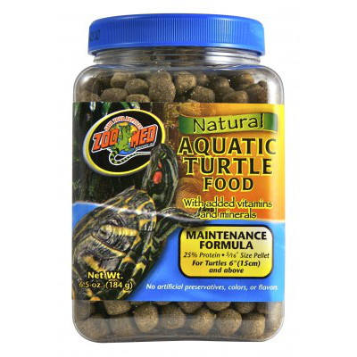 Zoomed Aquatic Turtle Food - Maintenance 340g