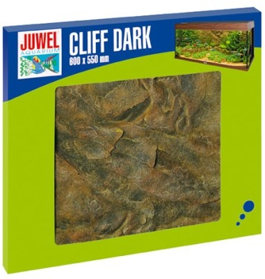 Juwel Cliff Background Dark 60*55cm