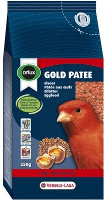 Orlux Gold Patee Red 250g 03/2020