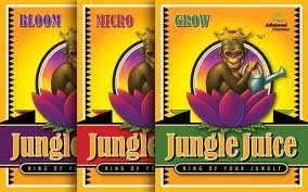 AN Jungle Juice Grow (GHE Flora Gro) 10 litraa