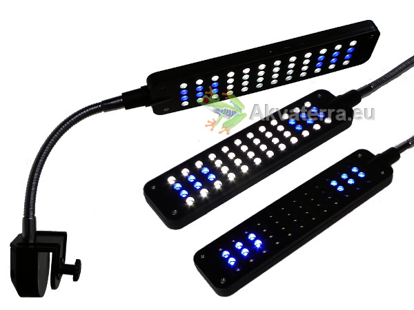 Nanoakvaarion LED valaisin 3W