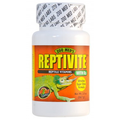 Zoomed ReptiVite with D3 224g